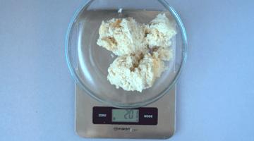 200 грамм хлеба