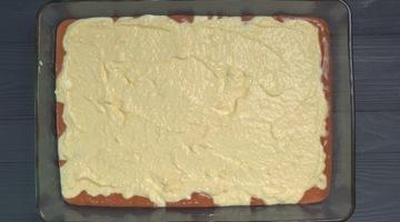 начинка на твороженом пироге