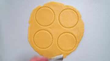 тесто для коржика