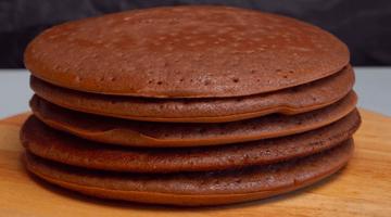 коржи шоколадные