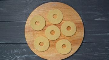 заготовки для пончиков